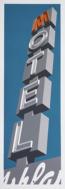 , 'The Ashland Motel,' 2020, Sue Greenwood Fine Art