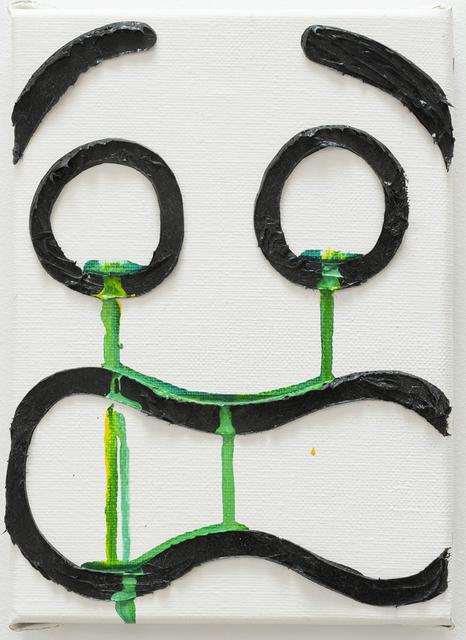 , 'Cry Green,' 2018, Josh Lilley