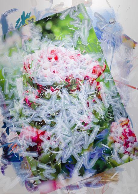 ", '426 HEMI ""aargh definition""""bluetrailrange"",' 2019, Brintz Gallery"