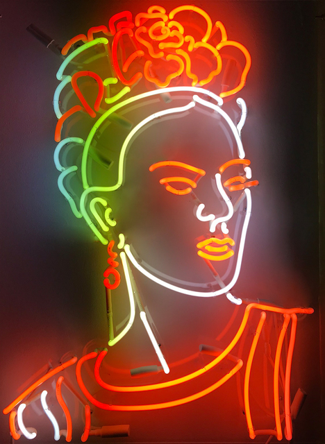 , 'Frida,' 2018, The Untitled Space