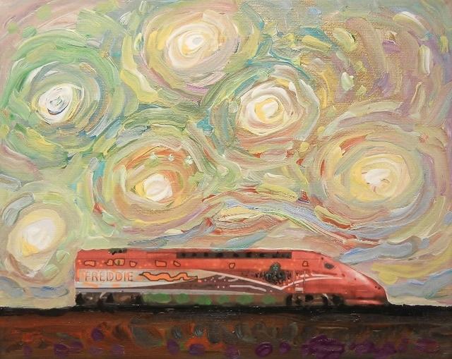 Steve Coffey, 'Fallen Star Cars - Freddie', 2018, The Front Gallery