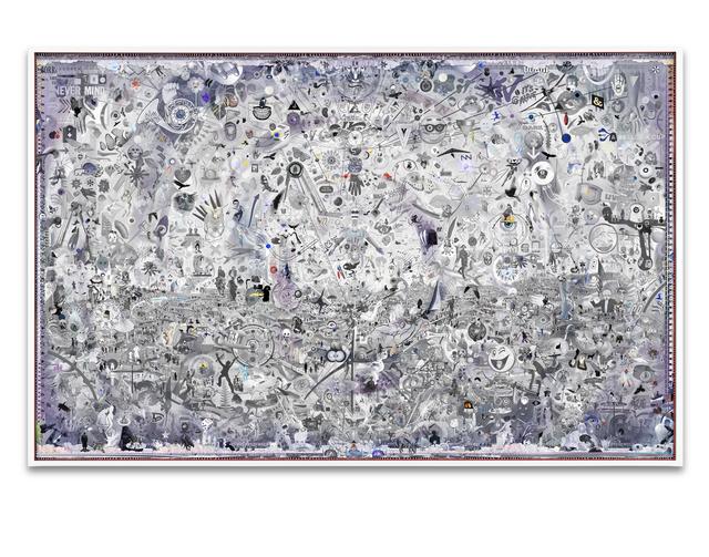 , 'Uncertain Landscape (The Radicant),' 2014, Kohn Gallery