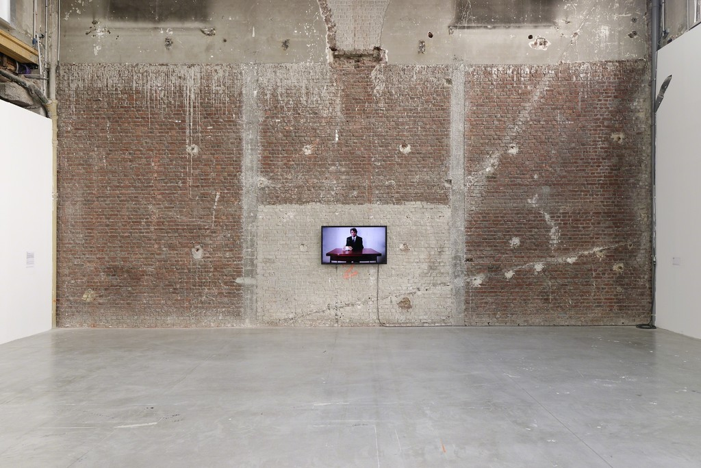Exhibition view of Mika Rottenberg, Palais de Tokyo (23.06 – 11.09.2016). Photo : Aurélien Mole