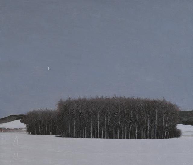 , 'January Moon,' , Jonathan Cooper