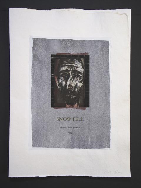 , 'Snow Fell ,' 2018, Pratt Contemporary