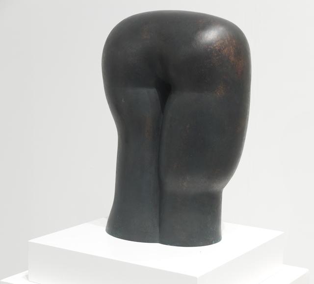 Joannis Avramidis, 'Tête', 1980, Sculpture, Bronze, Ditesheim & Maffei Fine Art