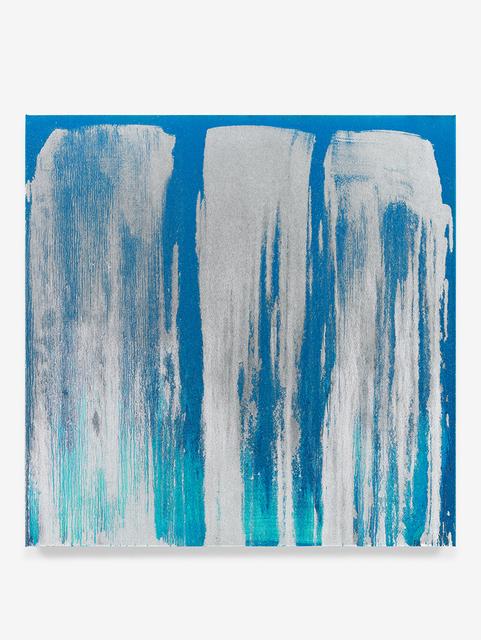 , 'Little Blue One,' 2016, Lévy Gorvy