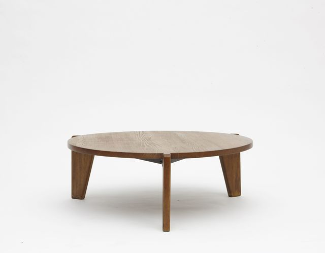 ", '""Gueridon Bas"" coffee table,' ca. 1950, Tina Kim Gallery"
