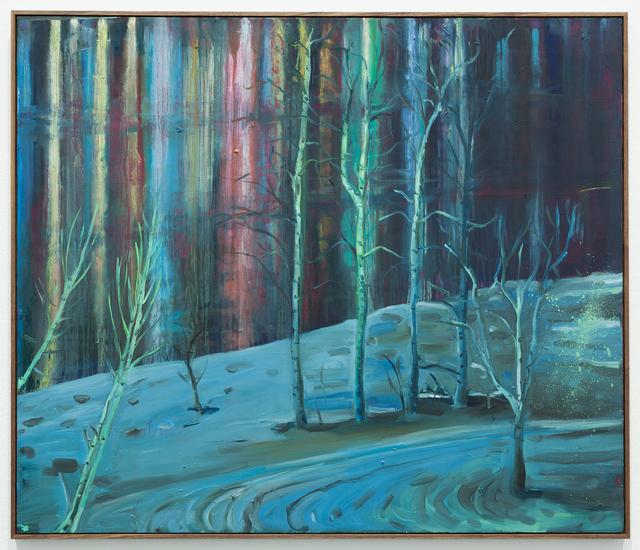, 'Luminous/Night,' 2018, Galleri Magnus Karlsson