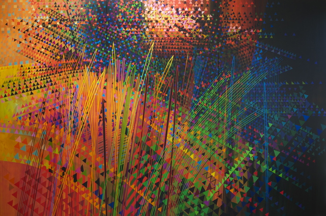 , 'Modern Meadow 2,' 2018, The Melrose Gallery
