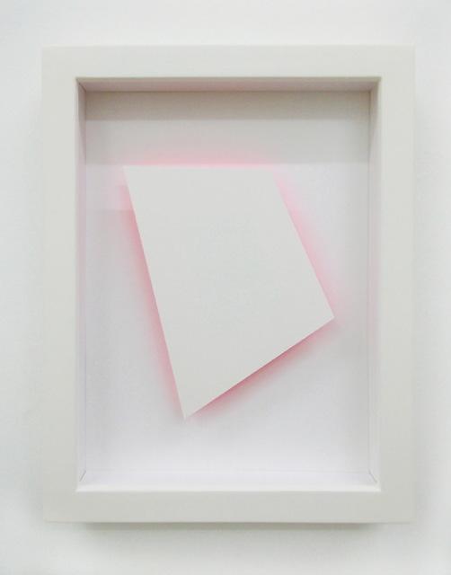 , 'Shade: pink,' 2014, heliumcowboy