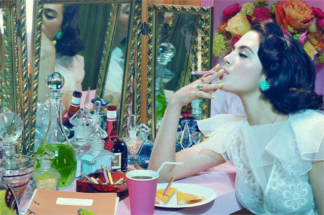 , 'Actress #4,' 2012, Huxley-Parlour