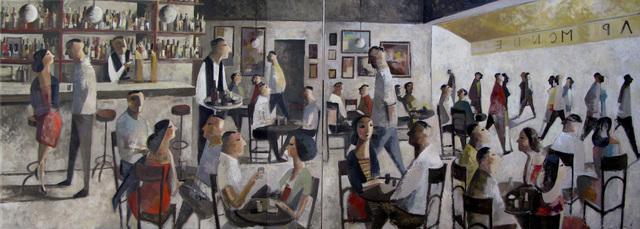 , 'Sunday,' 2015, GALERIA JORDI BARNADAS