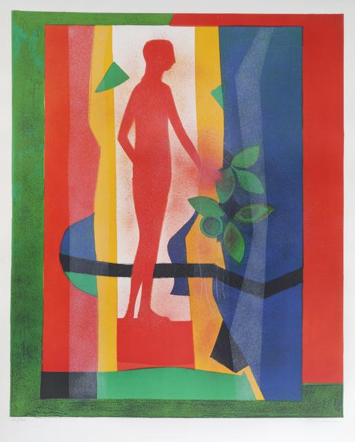 André Minaux, 'Au Jardin', ca. 1970, RoGallery