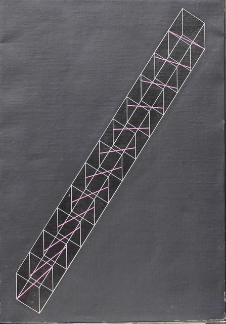 , 'Spazio cubico programmato 12 cubi,' 1975, TAG TheArtGallery