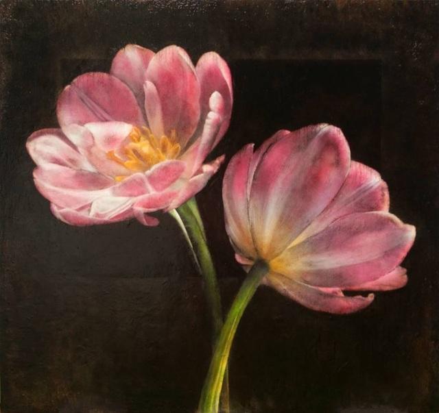, 'Pink Glass Tulip,' 2015, Bill Lowe Gallery