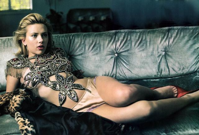 , 'Scarlett Johansson, Los Angeles,' 2004, Bernheimer Fine Art