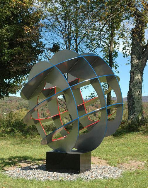 , 'Rock in Sphere,' 2004, West Branch Gallery