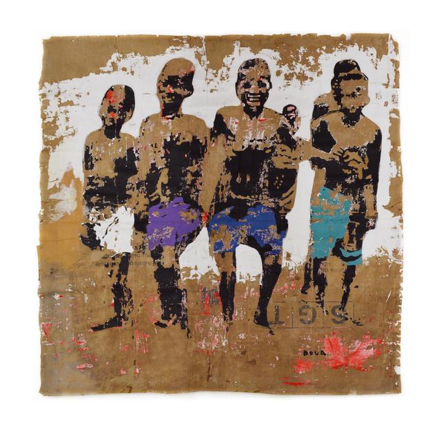 , 'Les Winzins D'Abobo I,' 2015, Ethan Cohen New York