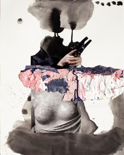 Hesam Rahmanian, 'Absentminded Geometry', 2015, In Situ - Fabienne Leclerc
