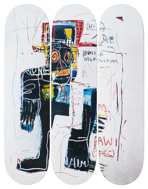 Jean-Michel Basquiat, 'Irony of a Negro Policeman', 2019, Artware Editions