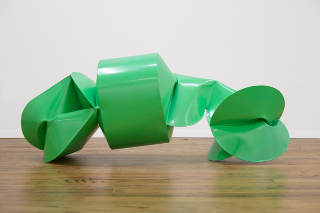 , 'Limelight Green,' 2016, Galerie Richard