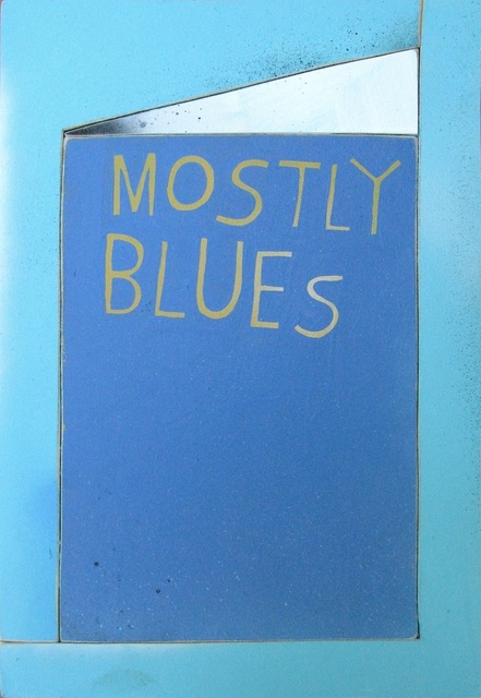 , 'Mostly Blues,' 2018, Gallery 16