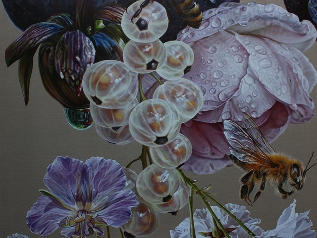 , 'Bee of Prosperity,' 2014, Rebecca Hossack Art Gallery