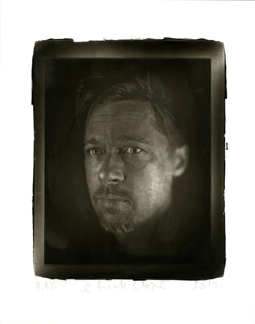 , 'Brad,' 2012, Two Palms