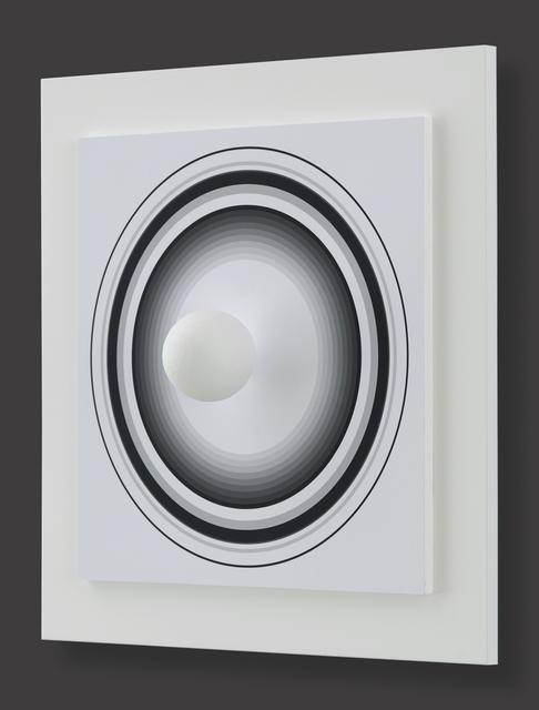 Antonio Asis, 'Asistype 3 - boule sur cercle', 2016, Kunzt Gallery