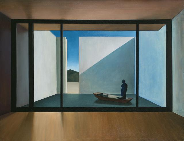 , '《_止》,' 2014, Gallery Skape
