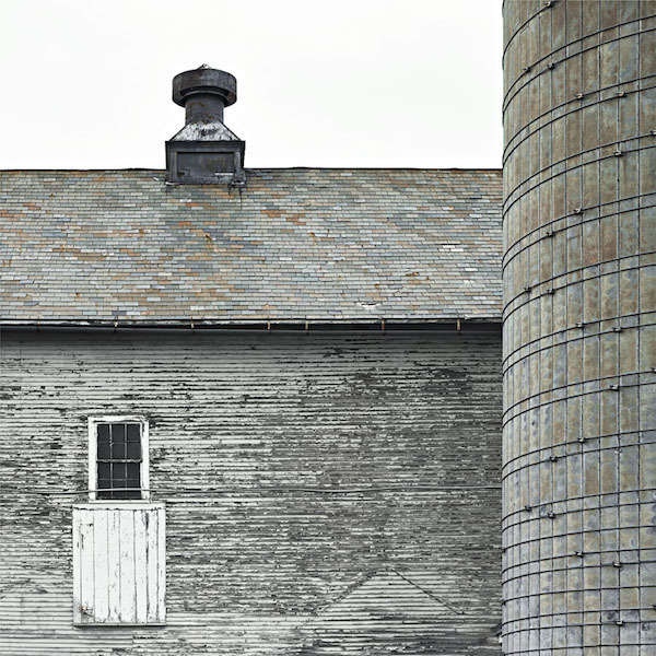 , 'Choquette Barn1,' 2018, West Branch Gallery