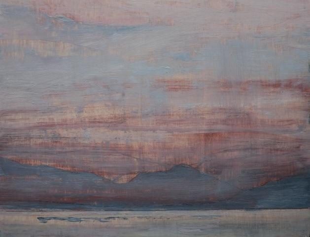Herald Nix, 'Untitled (Sushwap Lake, B.C.) #9', 2017, Wilding Cran Gallery