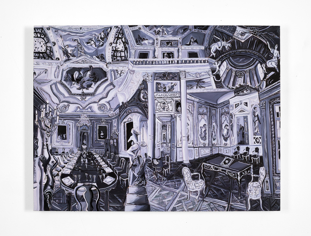 , 'The Other Side,' 2017, SILAS VON MORISSE gallery
