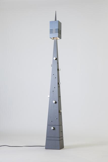 , 'Pinnacle floor lamp,' 1985, Magen H Gallery