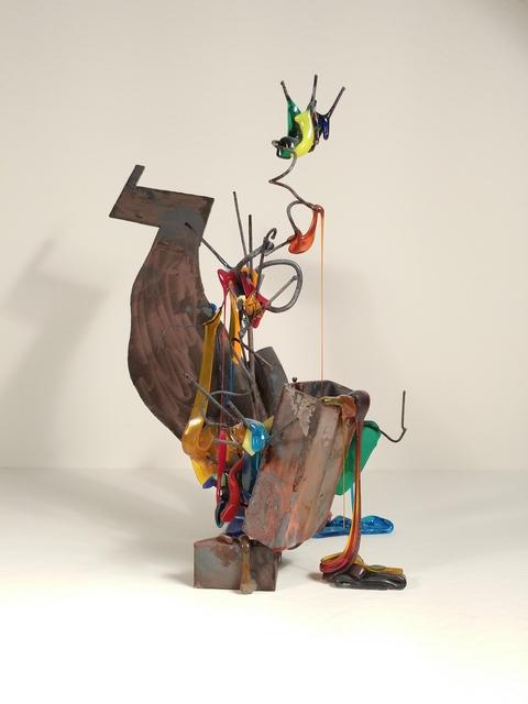 , 'Elements 4: Carbon,' 2016, Carter Burden Gallery