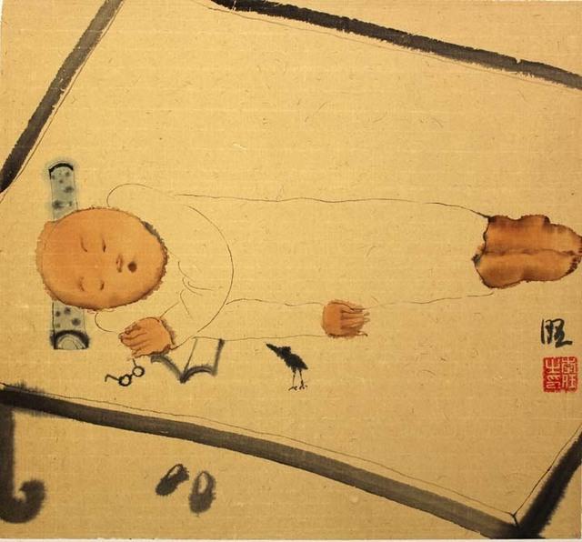 , 'Daydream 18-4,' 2018, Tao Water Art Gallery