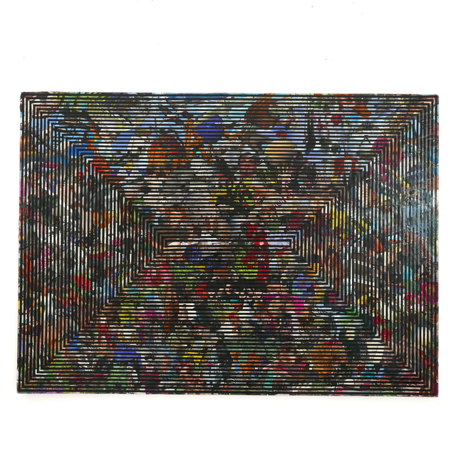 , 'Au coeur du buisson,' 2018, Club d'Art Contemporain