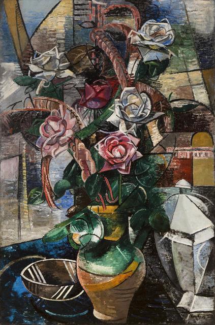 , 'Les Roses,' 1912, HELENE BAILLY GALLERY
