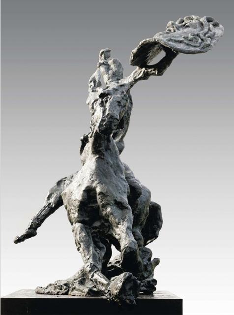 "Salvador Dalí, 'Horse and Rider Stumbling (aka ""Caballo tropezando"")', ca. 1973, Robin Rile Fine Art"
