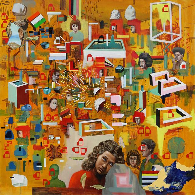 , 'Untitled,' 2013-2014, Gallery Skape
