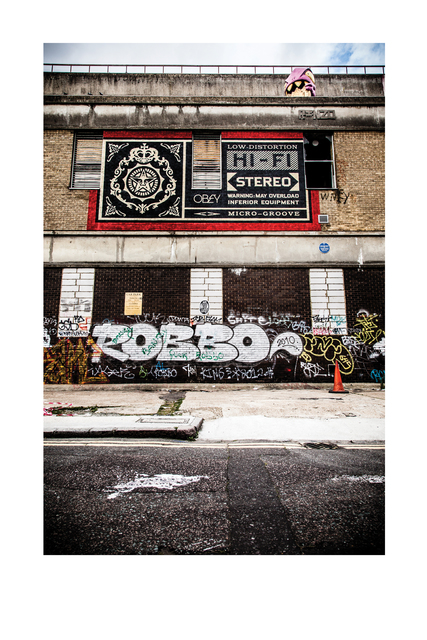 Jon Furlong, 'Hi Fi Mural', 2015, Subliminal Projects