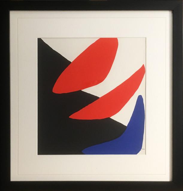 Alexander Calder, 'Derriere Le Miroir No. 190: Cover', 1971, Baterbys Art Gallery