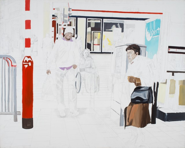 , 'Madame,' 2010, Inda Gallery