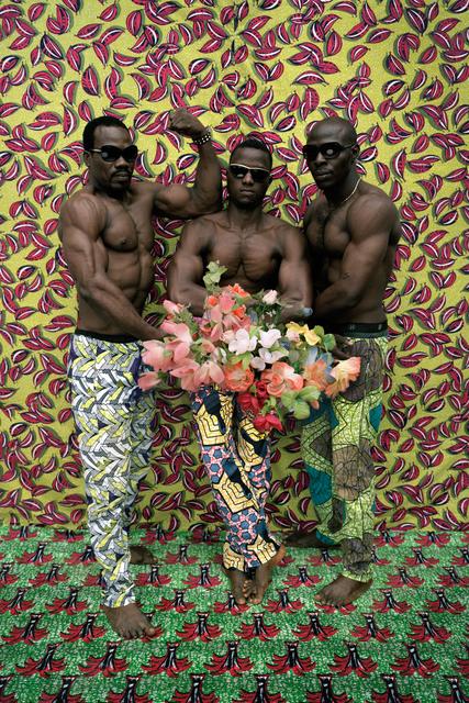 , 'Musclemen series,' 2012, Jack Bell Gallery