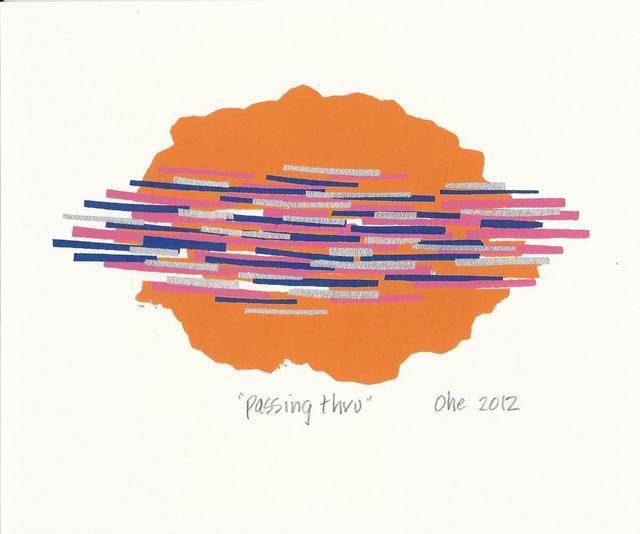 , 'Passing Thru,' 2012, Herringer Kiss Gallery