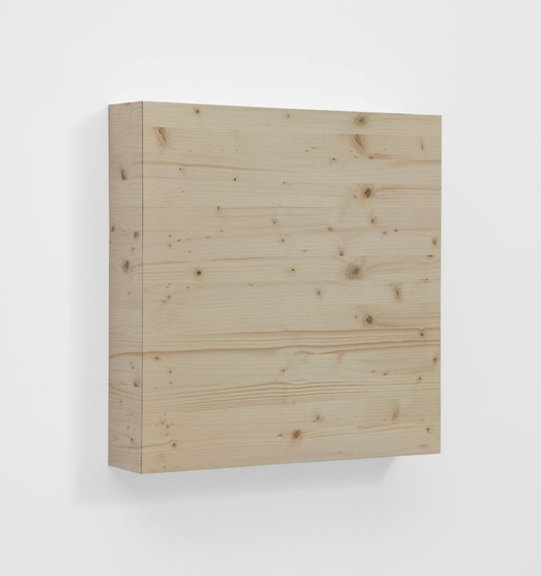 , 'Untitled (Wood),' 2012, Gagosian