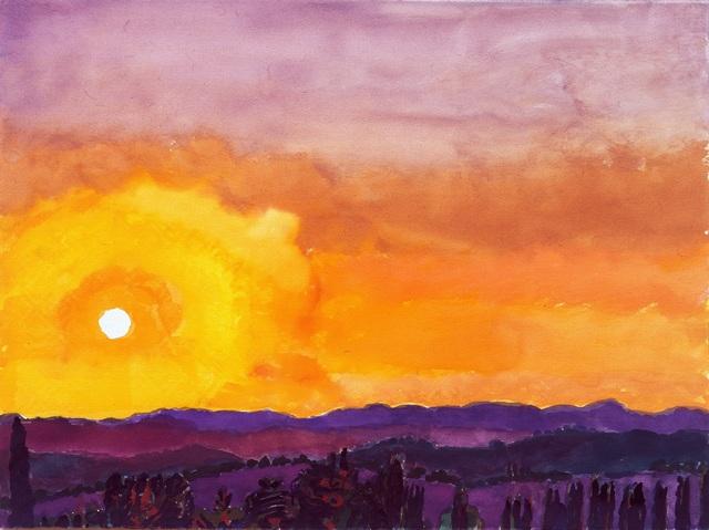 , 'Sarageto IV,' 2008, New York Studio School
