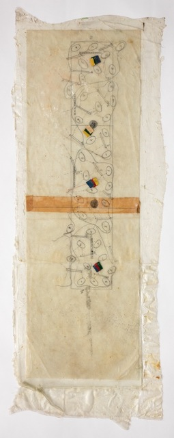 , 'Field Piece Schematic,' 1968-1972, The Box