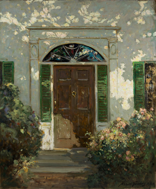Abbott Fuller Graves, 'Flickering Shadows', ca. 1930, Vose Galleries